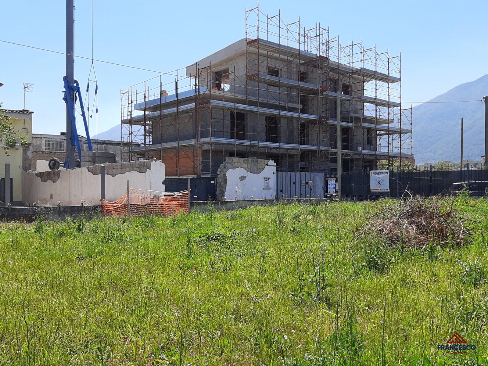 Villetta a schiera in costruzione in vendita ad Angri Via Salice