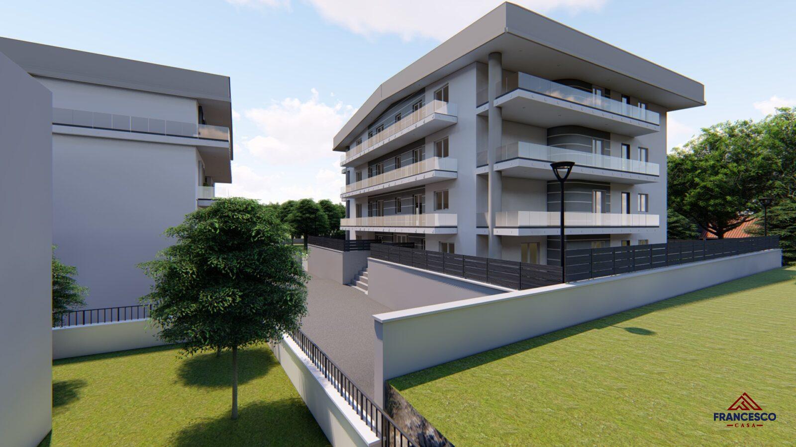 Appartamenti in costruzione in vendita ad Angri Via Matteotti