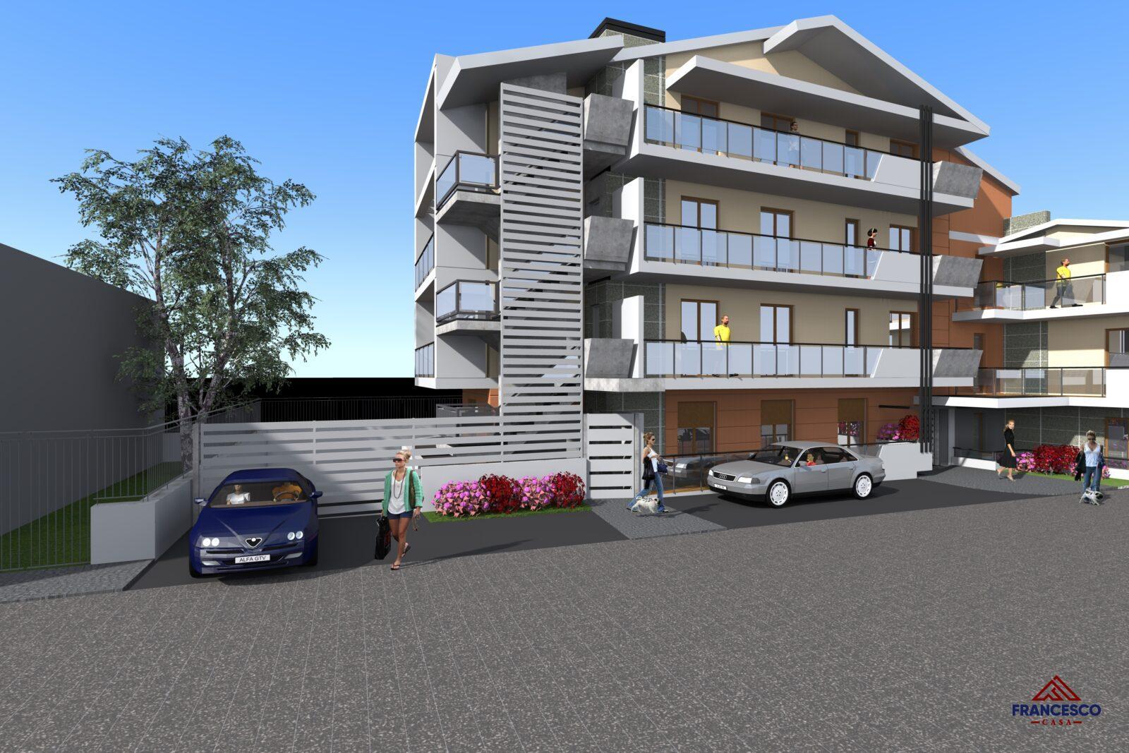 Appartamenti in costruzione in vendita ad Angri via Badia