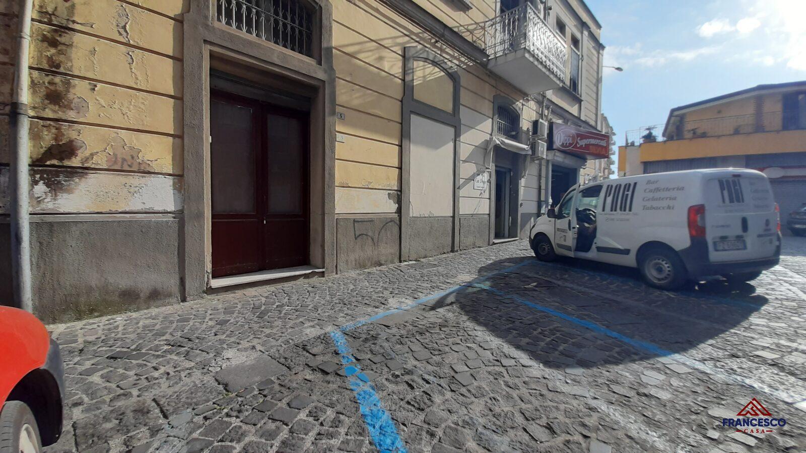 Deposito in affitto ad Angri Piazza Sorrento